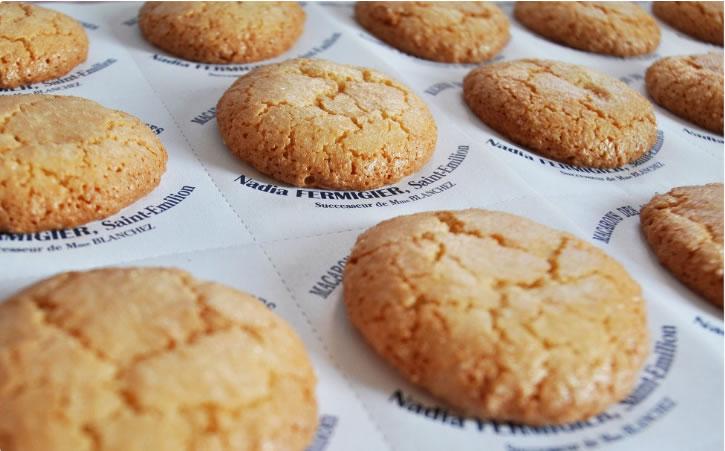 Saint-Emilion, The Traditional Macarons Recipe
