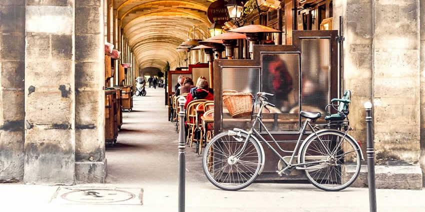 Biking in Bézier