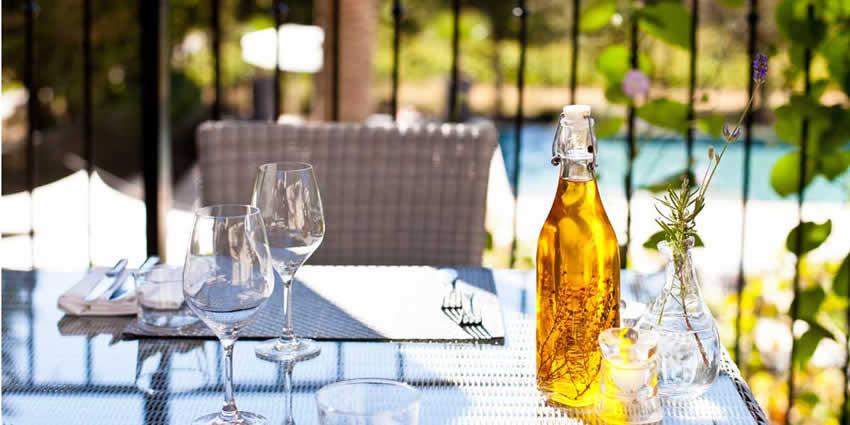 Dine And Wine At Château Saint Pierre de Serjac