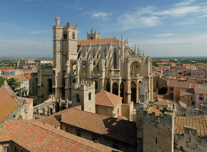The Cathedral of Narbonne
