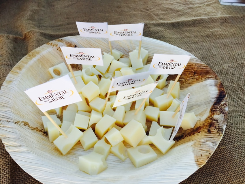 The Emmental Of Savoie IGP