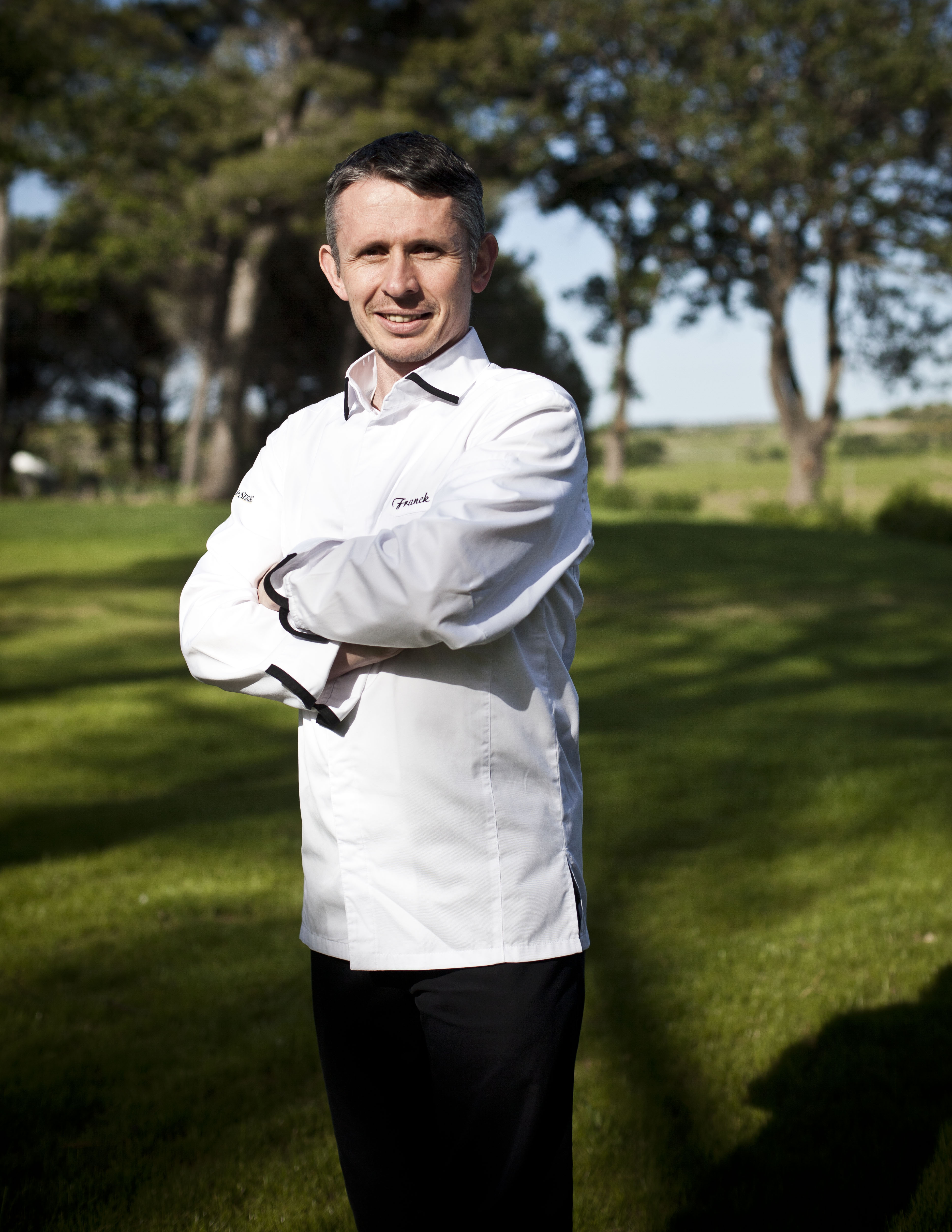 The Chef Of The Château