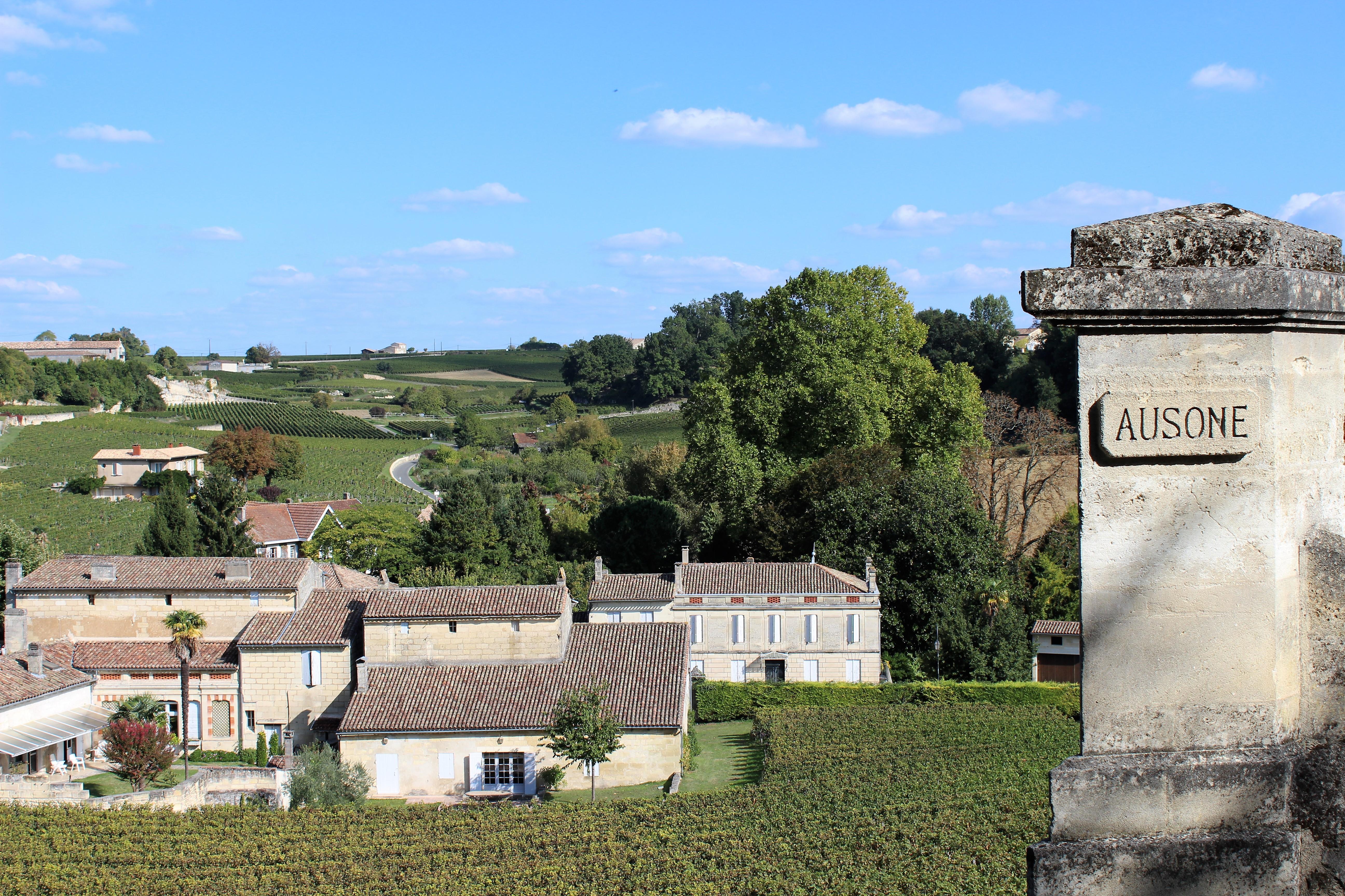 Château Ausone, 1er Grand Cru Classé A