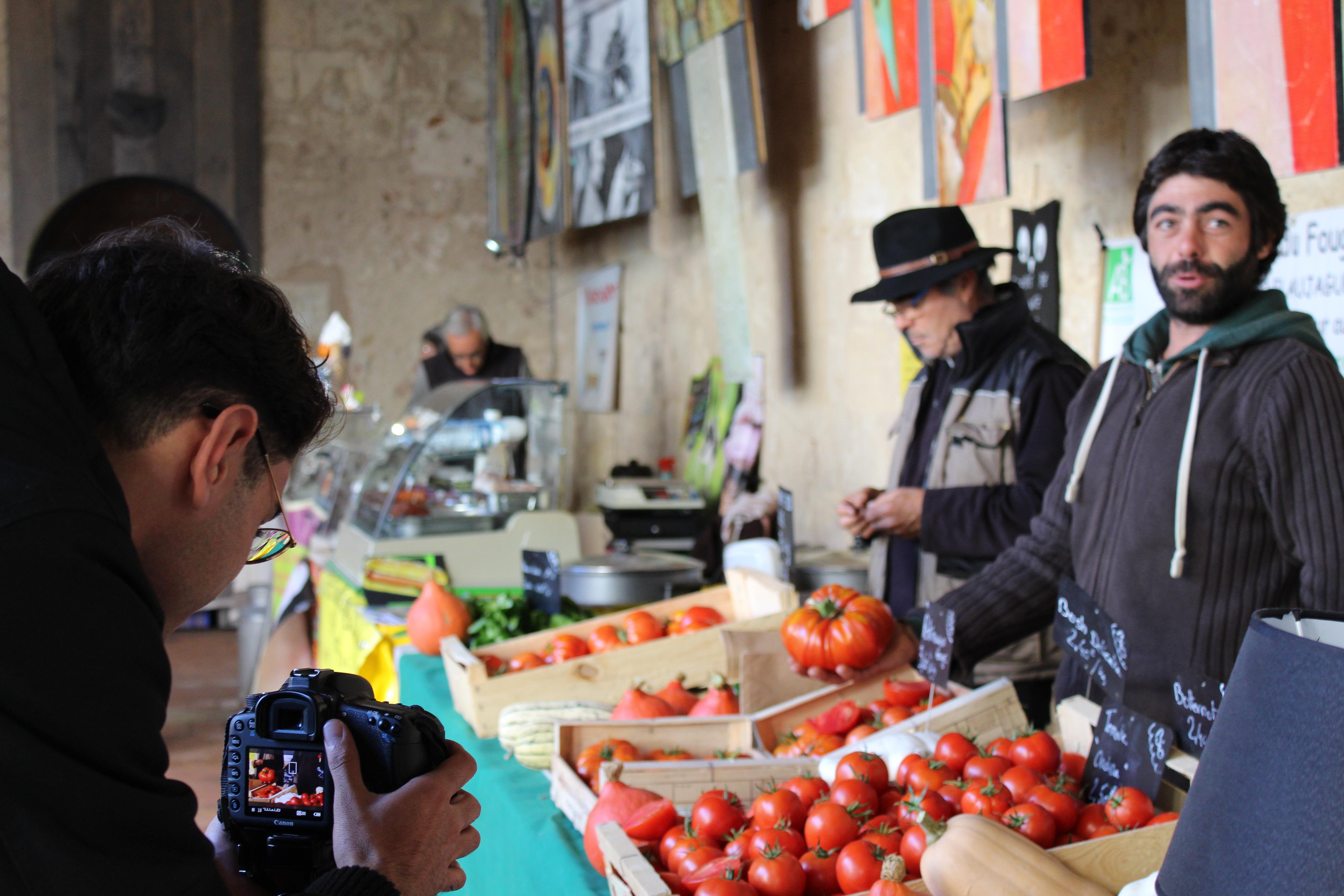 Saint-Emilion Market